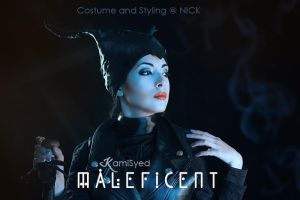 Maleficent Photoshoot! by lovefreek