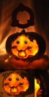 Poro Pumpkin by puppichu