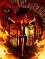 The Gates of Hell by IgnisSerpentus