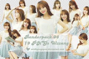 [Renderpack] #06 - 19 PNGs Ulzzang by MichiyoNguyen