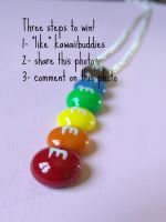Win this mm necklace! by kawaiibuddies