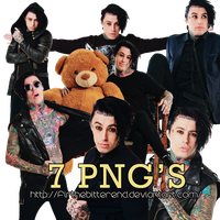 7 PNG  RENDER - RONNIE RADKE by FIRTheBitterEnd