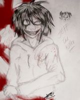 Jeff the killer by haozeke93