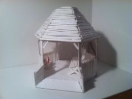 Gazebo Model by JulianneKnight