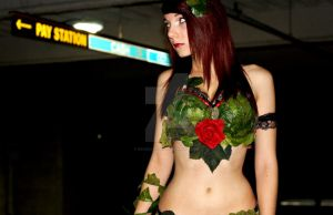 Poison Ivy 4 by SACScosplay