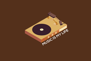 Music is My life by betamax777