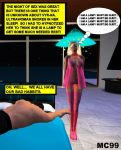 Ultrawoman Enslaved Part 21 by The-Mind-Controller