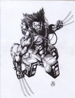 Weapon X by JesterretseJ