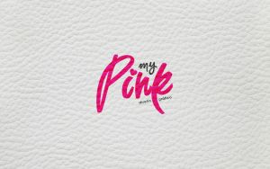 Logo My Pink Textured by MyPink