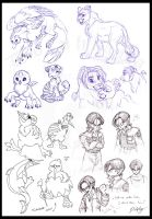 Sketchiness 2009-03 by DolphyDolphiana