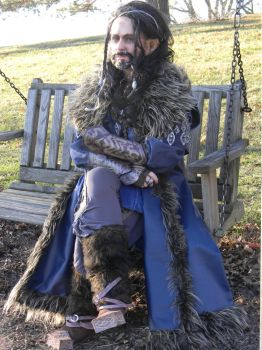 Thorin Cosplay 1 by miss-mustang