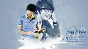 Jung Il Woo Wallpaper by Nhiholic