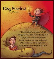 King Fearless by SaintMaria666