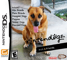 Nintendogs: Mutt and Friends by Zulema