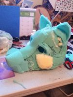 Canine Head Base by Baramin-Fatalis