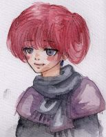 Red Hair by Sany95