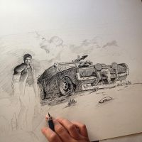 Madmax by superfanfan