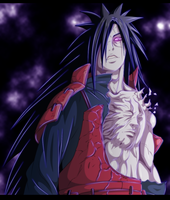 uchiha_madara 475 by HollowCN