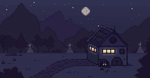 past midnight (pixel animation) by vannbun