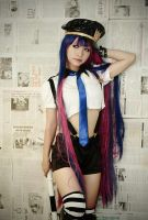 Anarchy Stocking_Police ver_1 by MmeWhoo