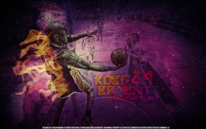 Kobe Bryant Wallpaper by Angelmaker666