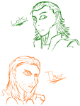 ~:Loki and Thor:~ by 200shadowfan