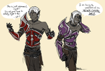 drow fashion by shaydh