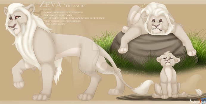 HeadlessLioness DTA by MarkourX83