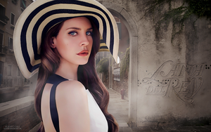 Lana del Rey wallpaper by juztkiwi