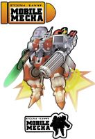 MOBILE MECHA 2 by ARMYCOM