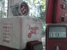 Juggernog Machine (02) by faustdavenport