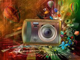Camera by CorneliaMladenova