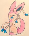 Sylveon by ApocalypseKitty