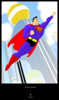 The man of steel by TriVector