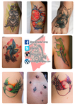 2013 FULL COLOR TATTOO'S [NEOTRADITIONAL] by Kartesh