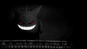Bad Sandman - Gengar by MrHeadcrabz