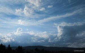 Blue Sky by AndreasBaum