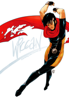 Young Avengers + Wiccan by BakaMandy