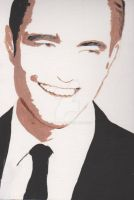Robert Pattinson 142 a by audamay
