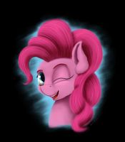 Pinkie Pie by Skitsniga