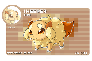004: SHEEPER by PEQUEDARK-VELVET