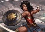 Wonder Woman by Luches
