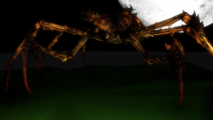 [Dark Messiah to MMD] Spider Queen + DL READY!! by soloya