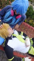 This world isn't as bad as you think it is.~(DMMD) by fannileesarkozi