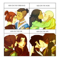 ATLA - Four Letter Word. by DS-Hina