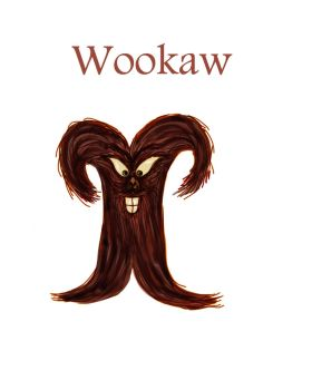 Wookaw by capgar