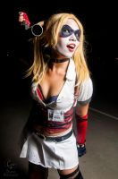 Ha Ha Harley by ItsReah