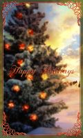 Holiday Card Project 2014 by Simbores