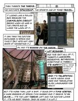 RTSG - Page 2. The TARDIS. by BritTheMighty