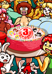 After a Whole Decade All I Got Was This Lousy Cake by Chooy64